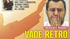 Vade retro Salvini … e seguimi!